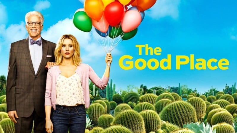 the good place affiche promo