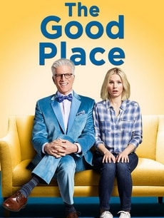 The Good Place, la série sitcom avec Kristen Bell