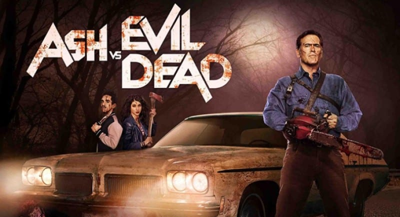 Ash vs Evil Dead series zombies