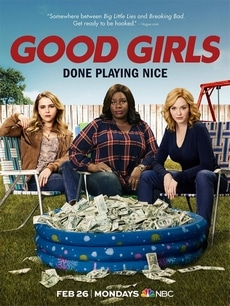 good girls serie affiche poster