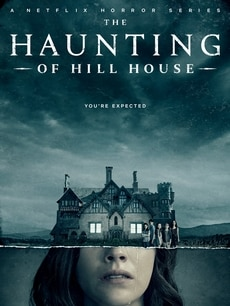 The Haunting of Hill House poster affiche