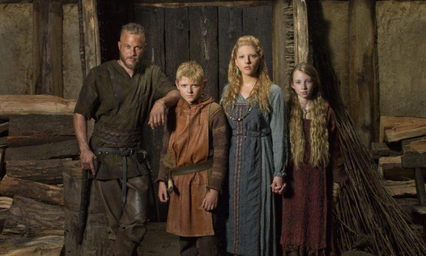 lagertha viking famille