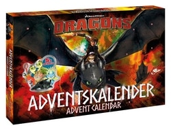 calendrier dragons