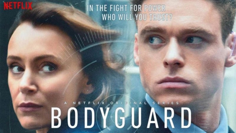 bodyguard serie netflix