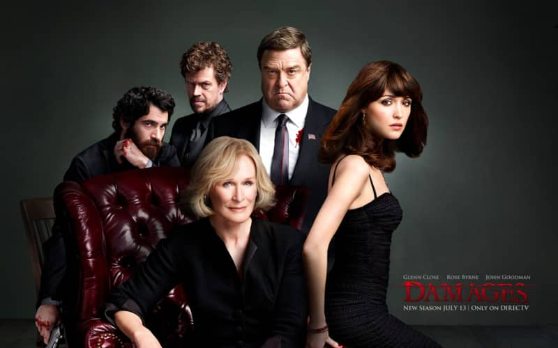 damages serie
