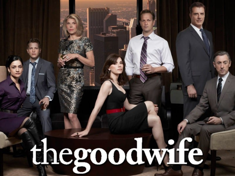 the good wife personnages