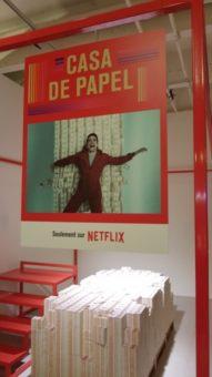casa de papel festival serie mania 2019 expo tri postal serie mania
