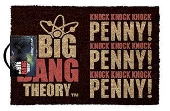 tapis entrée big bang theory