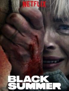 black summer poster netflix