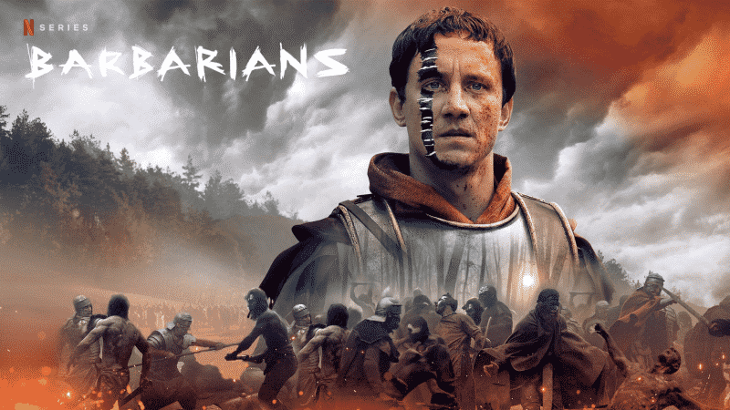 barbarians serie netflix