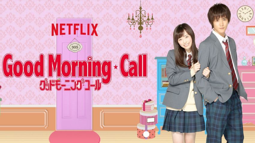 Good-Morning-Call drama japonais romance