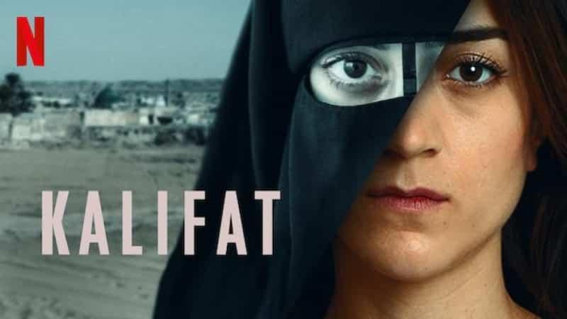 Kalifat serie netflix officiel