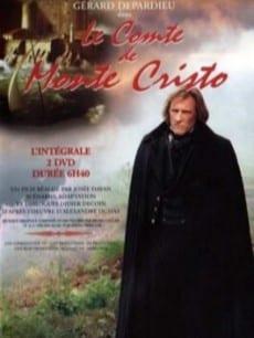 le comte de monte cristo 1998 affiche depardieu