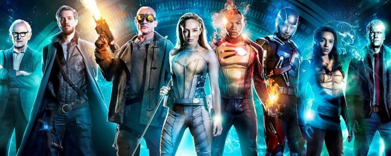 Legends of Tomorrow serie dc comics