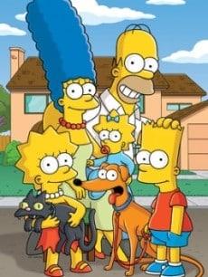 Les Simpson, la série d'animation américaine culte !