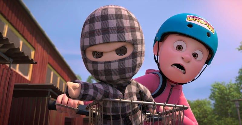 mon ninja et moi film avis