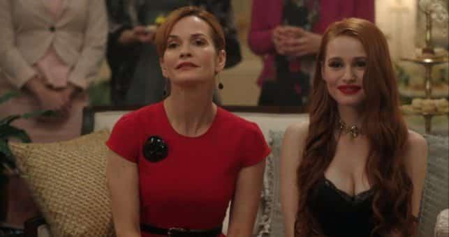 Penelope et Cheryl Blossom - avis Riverdale saison 4