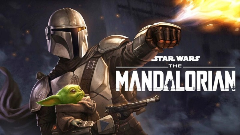 The Mandalorian saison 3 serie