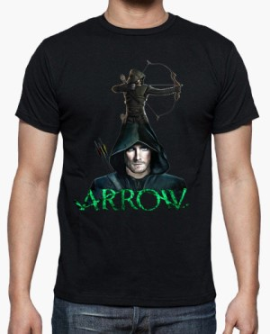 tshirt arrow