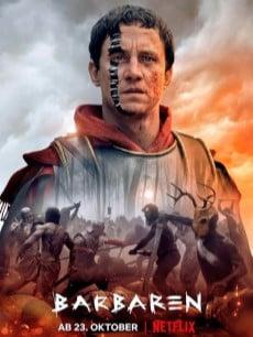 barbaren serie poster affiche