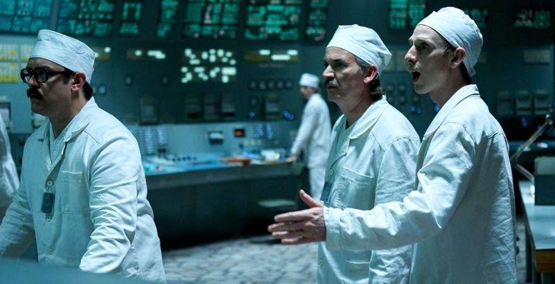 chernobyl hbo centrale