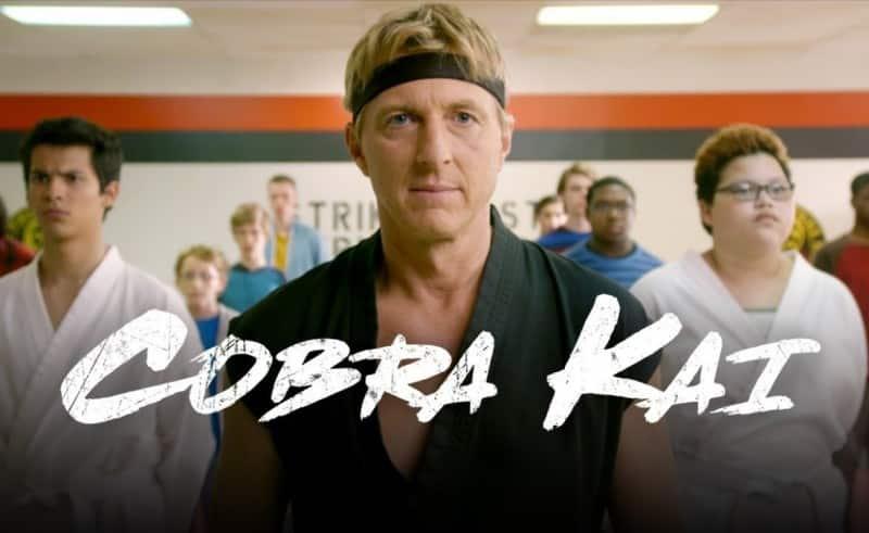 Cobra Kai série