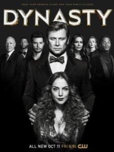 Dynastie (2017), la série américaine