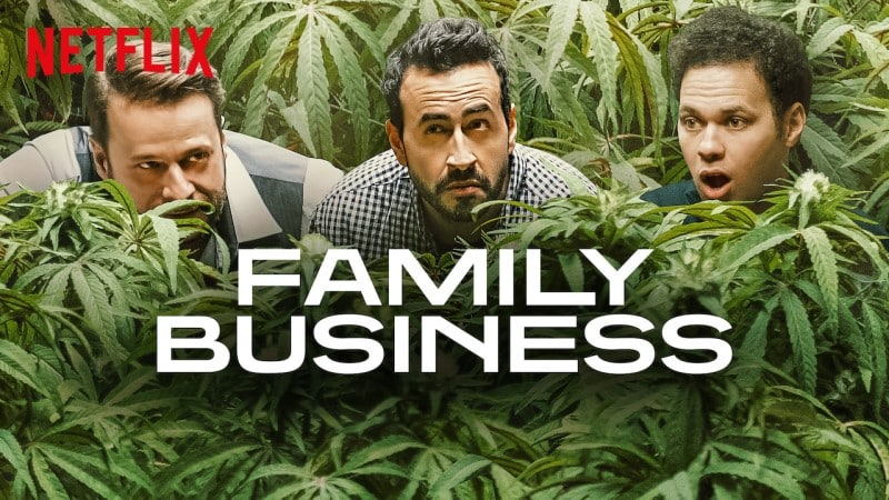 family business serie netflix