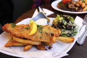 Fish and Chips, la recette britannique