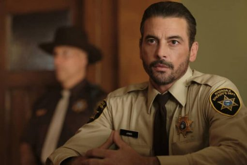 F.P Jones shérif - Riverdale saison 4 avis