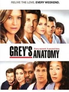 Grey's Anatomy, la série médicale