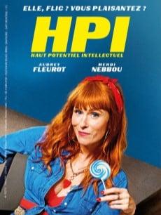 HPI (Haut potentiel intellectuel), la série française