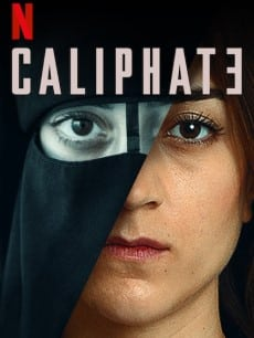 kalifat serie netflix poster affiche