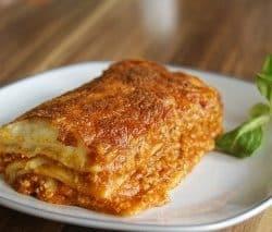 Lasagne aux légumes du soleil, la recette facile