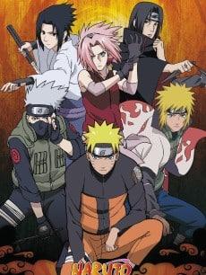 Naruto Shippuden, la suite des aventures de Naruto