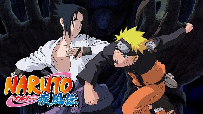 Naruto Shippuden Sasuke vs Naruto