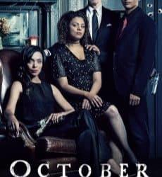 October Faction, la série de Science-Fiction