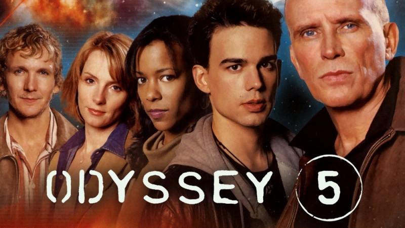 odyssey 5 serie voyage dans le temps