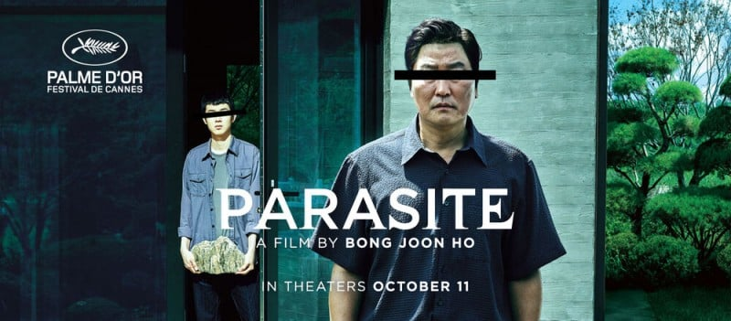 parasite critique film palme dor