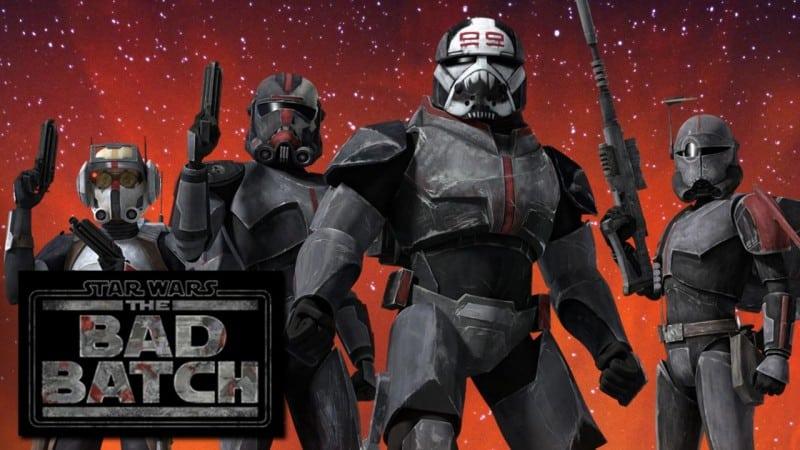 Star Wars the Bad Batch série