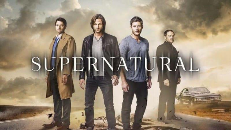 Supernatural série d'horreur