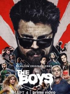 The Boys, la série Prime Vidéo