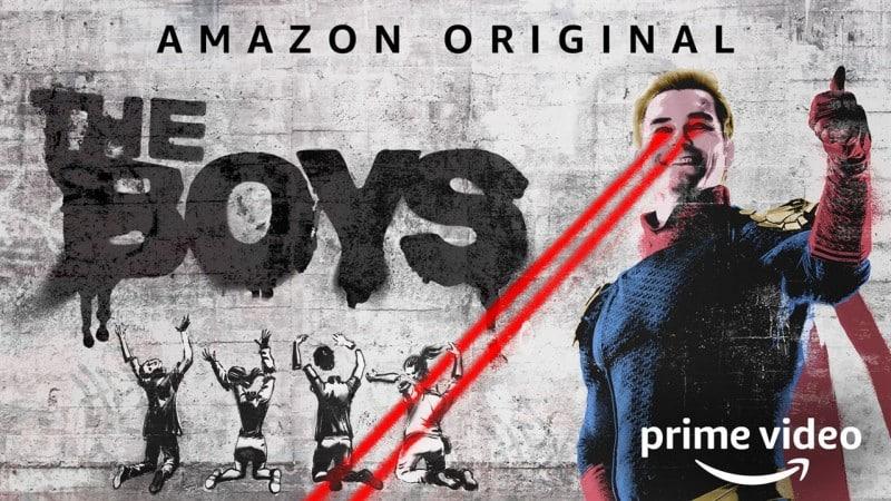 The Boys série synopsis