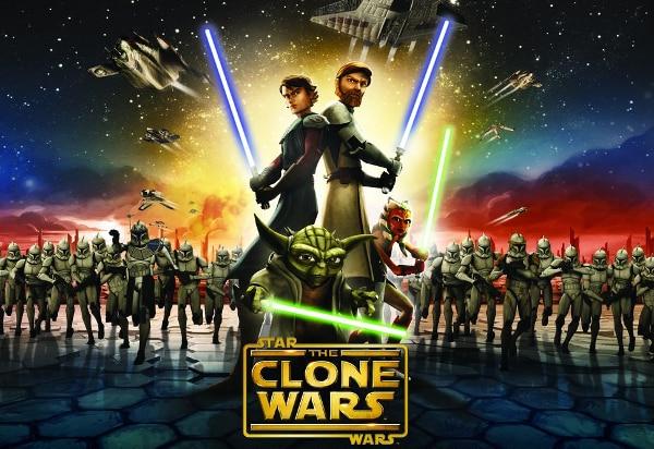 Star Wars The Clone Wars série animée