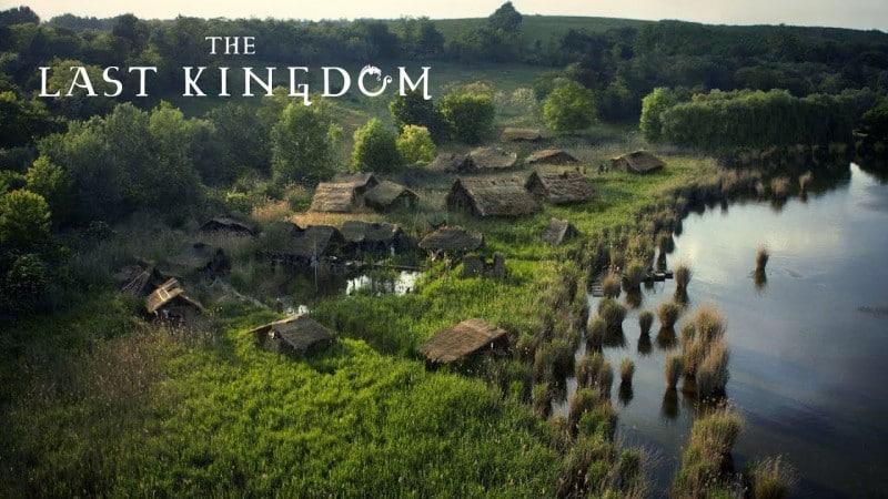 The Last Kindgom lieu de tournage
