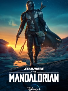 The Mandalorian serie Disney+