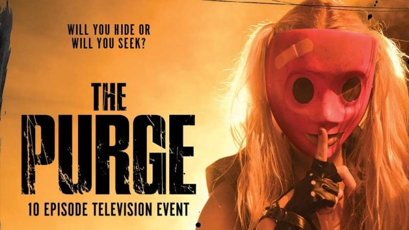 the purge serie amazon