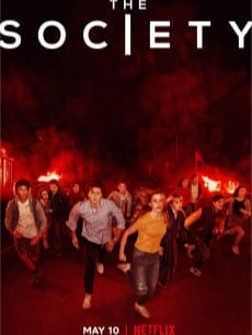 the society netflix poster affiche