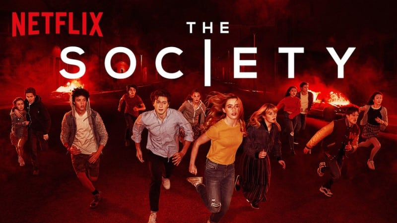 the society serie netflix