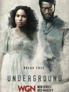 Underground, la série sur l'esclavage